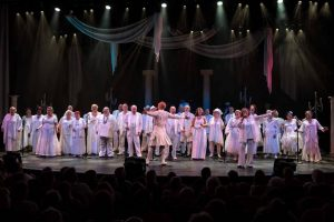 Alive & Kickin Singers on Stage