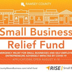 Ramsey County Small Business Relief Fund for Artists