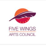 Five Wings Arts Council logo