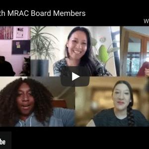 Talking with MRAC Board Members